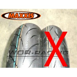 """Neumatico MAXXIS R1 - 120/80-12"""" - Pitbike y GP."""