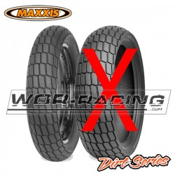 "MAXXIS DIRT TRACK - 27.0/17.5-19"" - Supermotard."
