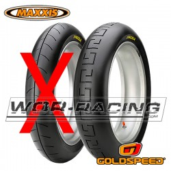 "MAXXIS GOLDSPEED PRESA - 160/60-17"" - Supermotard."