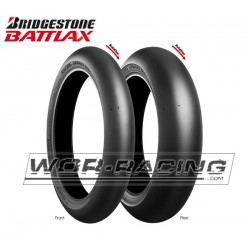 "Kit BRIDGESTONE BATTLAX - 17"" - PREMOTO y GP3."