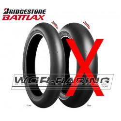 "BRIDGESTONE BATTLAX - 90/580-17"" - PREMOTO y GP3."