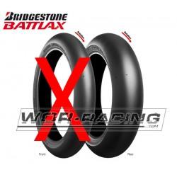 "BRIDGESTONE BATTLAX - 120/600-17"" - PREMOTO y GP3."
