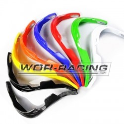 Cubre manetas Protector de Manillar -Aluminio-