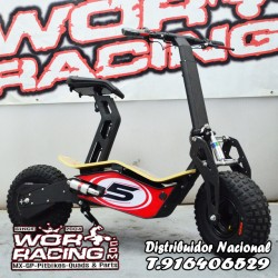 Patin velocifero MAD Color patinete wor racing 1600w 1900w españa distribuidor