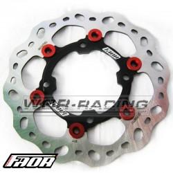 Disco Freno FAOR - SDG 220x76 Flotante - Pitbike y GP