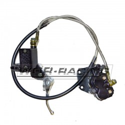 Kit Freno Delantero B2P - AGB / Pitsport 110cm Pitbike