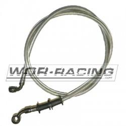Latiguillo metalico 10x10 - 1200mm Freno hidraulico de moto