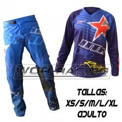 Traje adulto Cross IMR -Azul-