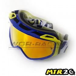 Gafas de Motocross MTR2 - MITTY (Azul-amarillo)