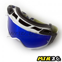 Gafas de Motocross MTR2 - MITTY (Blanco-Griss)
