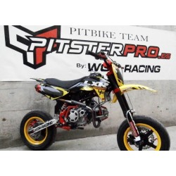 """Pitbike PITSTERpro SM LXR-R 14""""-12"""" (Motor 150cc 4V)"""
