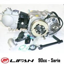 Motor 90cc LIFAN Semi Auto (1P47FMF)