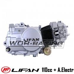 Motor 110cc LIFAN Semi Auto + Electrico (1P52FMH)