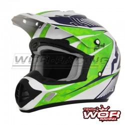 Casco motocross AFX-17 - verde