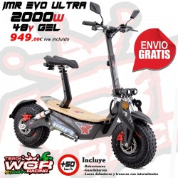 Patinete IMR 2000w 48v MAD MX EVO -Scooter electrico Gooped-