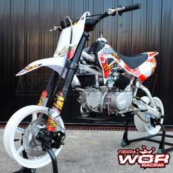 minimotard pitbike imr corse 160cc 2020 motor zongshen155cc