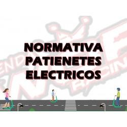 NORMATIVA PATINETES ELECTRICOS.