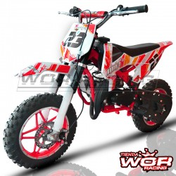 MINI CROSS IMR KXD5 moto infantil (5 Años)