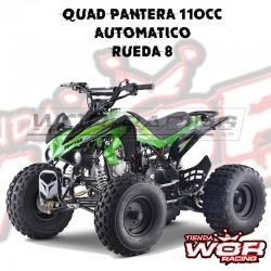 Mini QUAD -PANTERA- 110cc (Auto + Reverse)