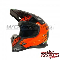 Casco INFANTIL SHIRO MX-308 Alien Nation
