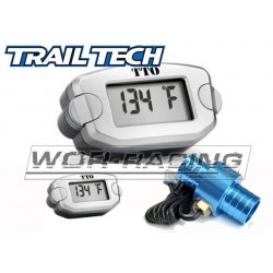 Reloj Temperatura TRAIL TECH Tto Refrig. Agua - 22mm