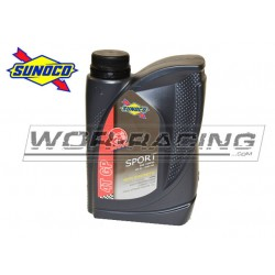 ACEITE Sintetico pitbike SUNOCO 4T GP Racing 10W40- 1 Litro.