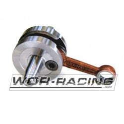 Cigueñal Cerrado minimoto aire Bulon 12mm -Motores 2T-